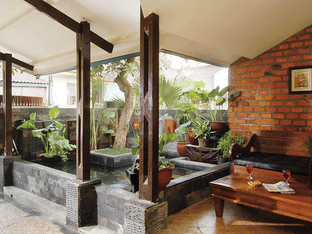 Renovasi Teras Rumah   Jayawan