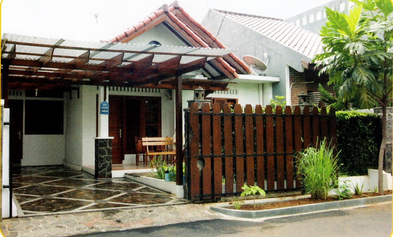 Model Desain Carport Kayu Minimalis Keramik Buat Dinding Teras