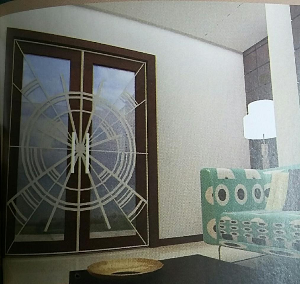 Ragam Desain Teralis Pintu 2 | Jayawan