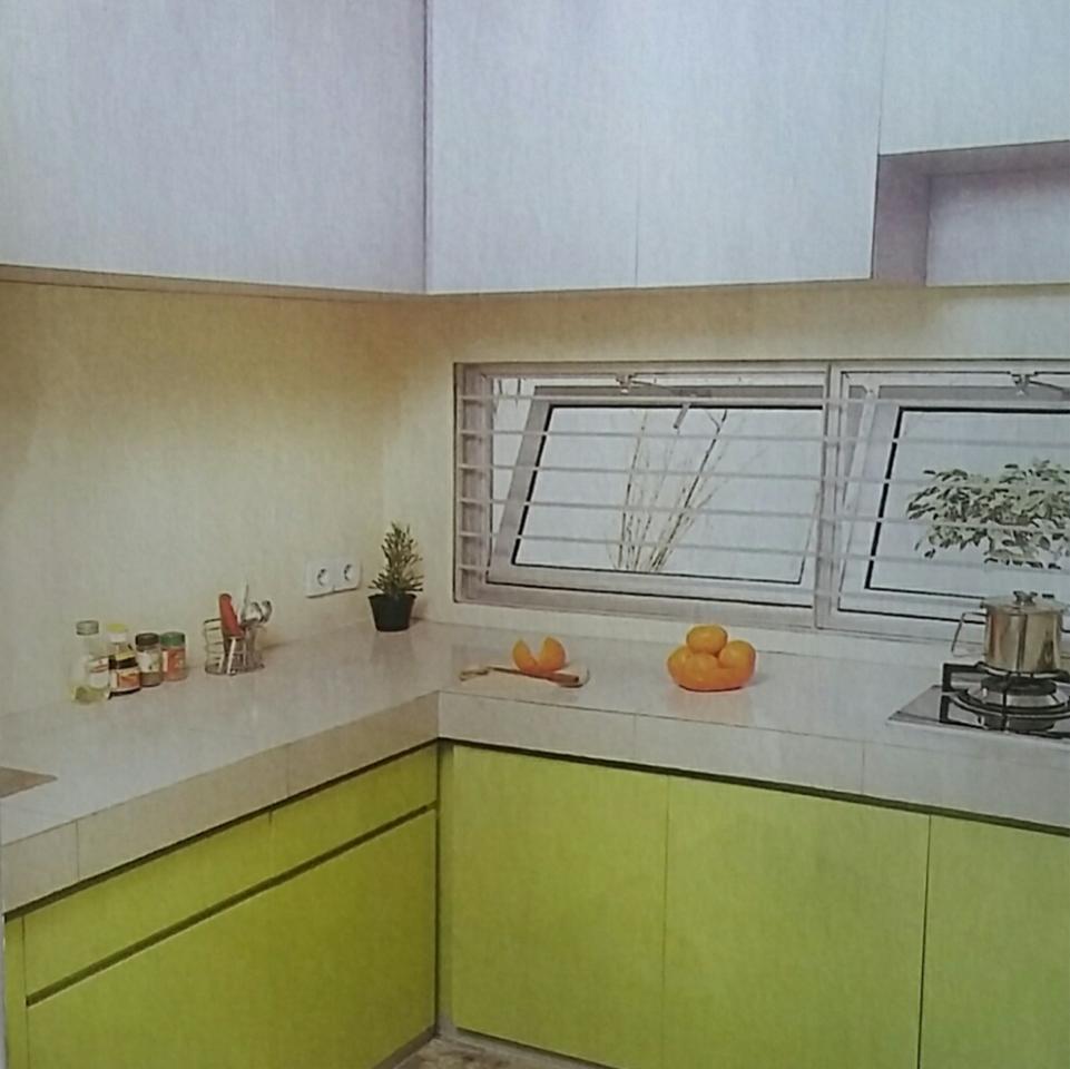 Rumah Miring Ekspresi Desain Dua Kontainer Jayawan Rak Dinding Dapur Alumunium Lahan Minim Dimanfaatkan Dengan Banyak Memakai Kabinetkabinet Ditempatkan Di Atas Dan Dibawah Meja Model L Agar Sirkulasi Udara